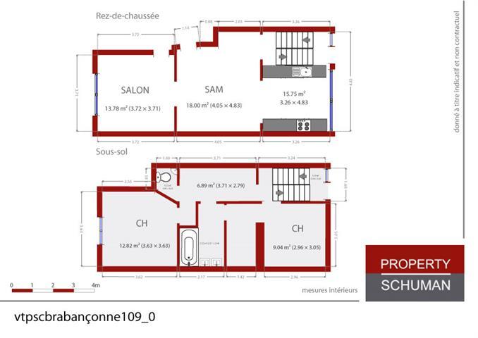 Duplex - Bruxelles - #3777974-8