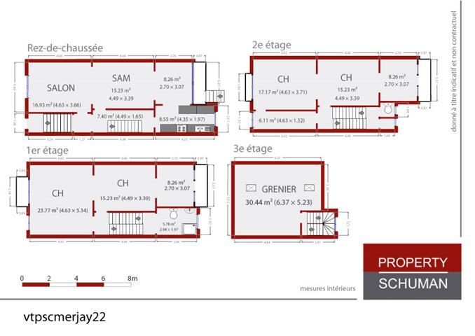 House - Ixelles - #3778009-12