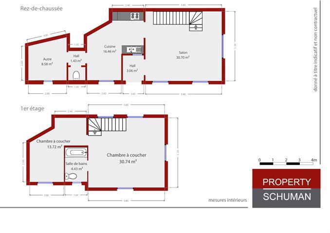 Duplex - Chaumont-Gistoux Longueville - #3854178-11